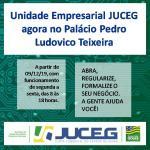Unidade Empresarial Juceg agora no Palácio Pedro Ludovico Teixeira