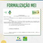 Atenção! Mudanças para formalização do MEI (Microempreendedor Individual)
